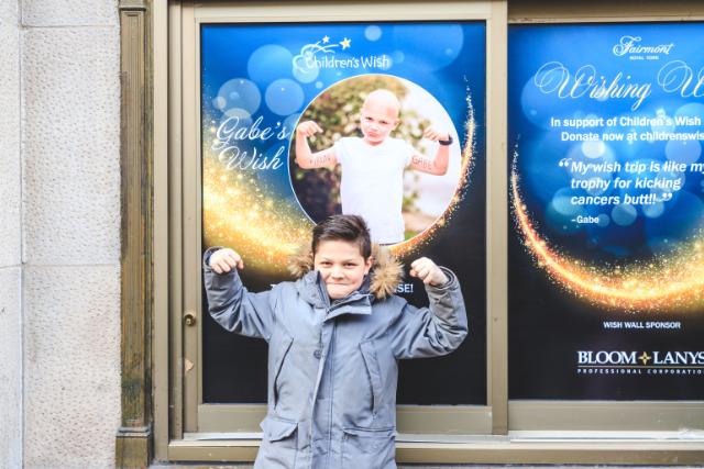 Children's Wish– Wishing Wall 2019